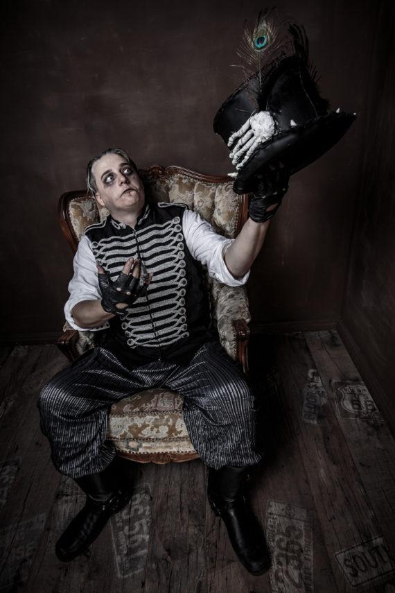 lies of the machine, metal, hungary, steampunk, photoshoot, studio, hungarian